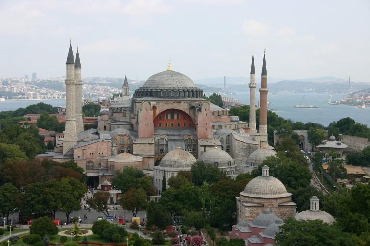 Hagia Sophia - Istanbul.JPG